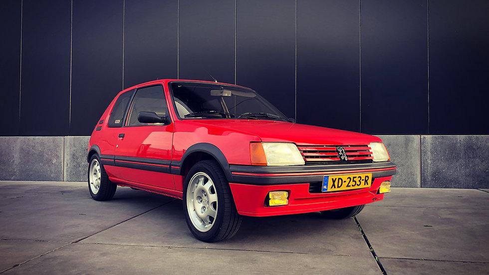 Peugeot 205 GTI 1.9 (130pk)