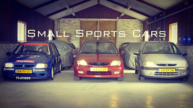 Small Sports Cars