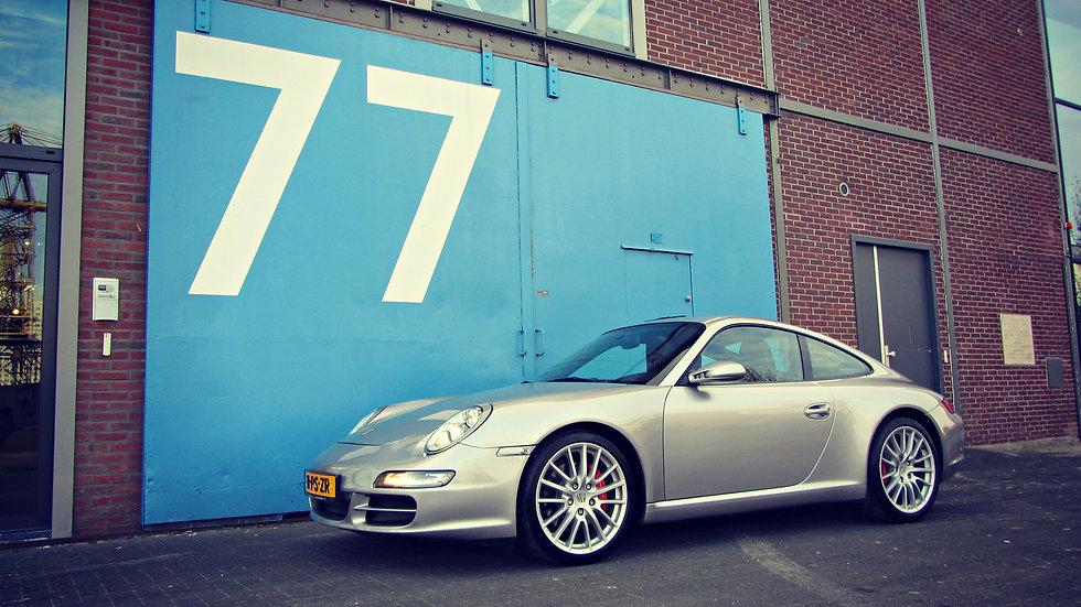 Porsche 911 3.8 Carrera S (997)