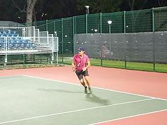 Pro Tennis Coaching - Tennis Lessons Singapore