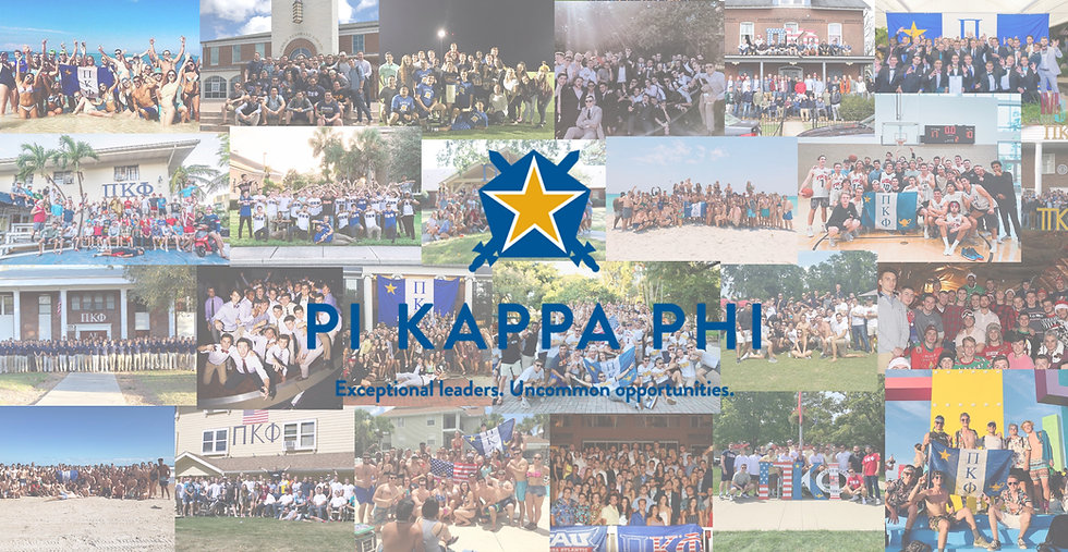 Pi Kapp Kappa Phi Frat