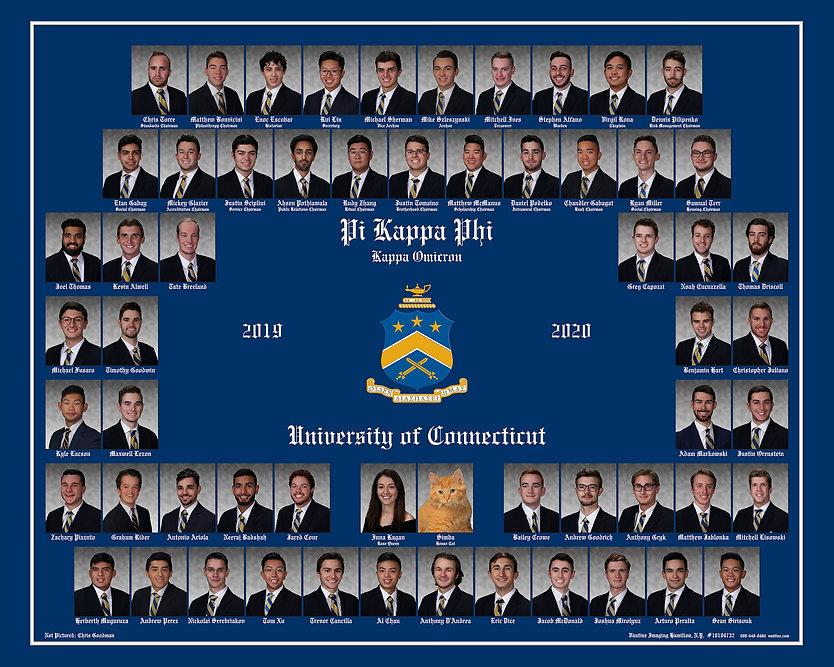 UConn Pi Kapp Kappa Phi Frat Composite