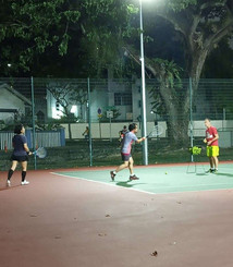 tennis lessons for  adults - tennis coaching singapore