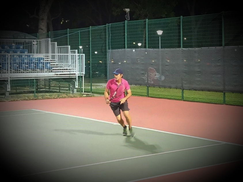 Tennis Lessons - Tennis Coaching Singapore -