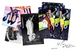 fashion BTS shot 8
