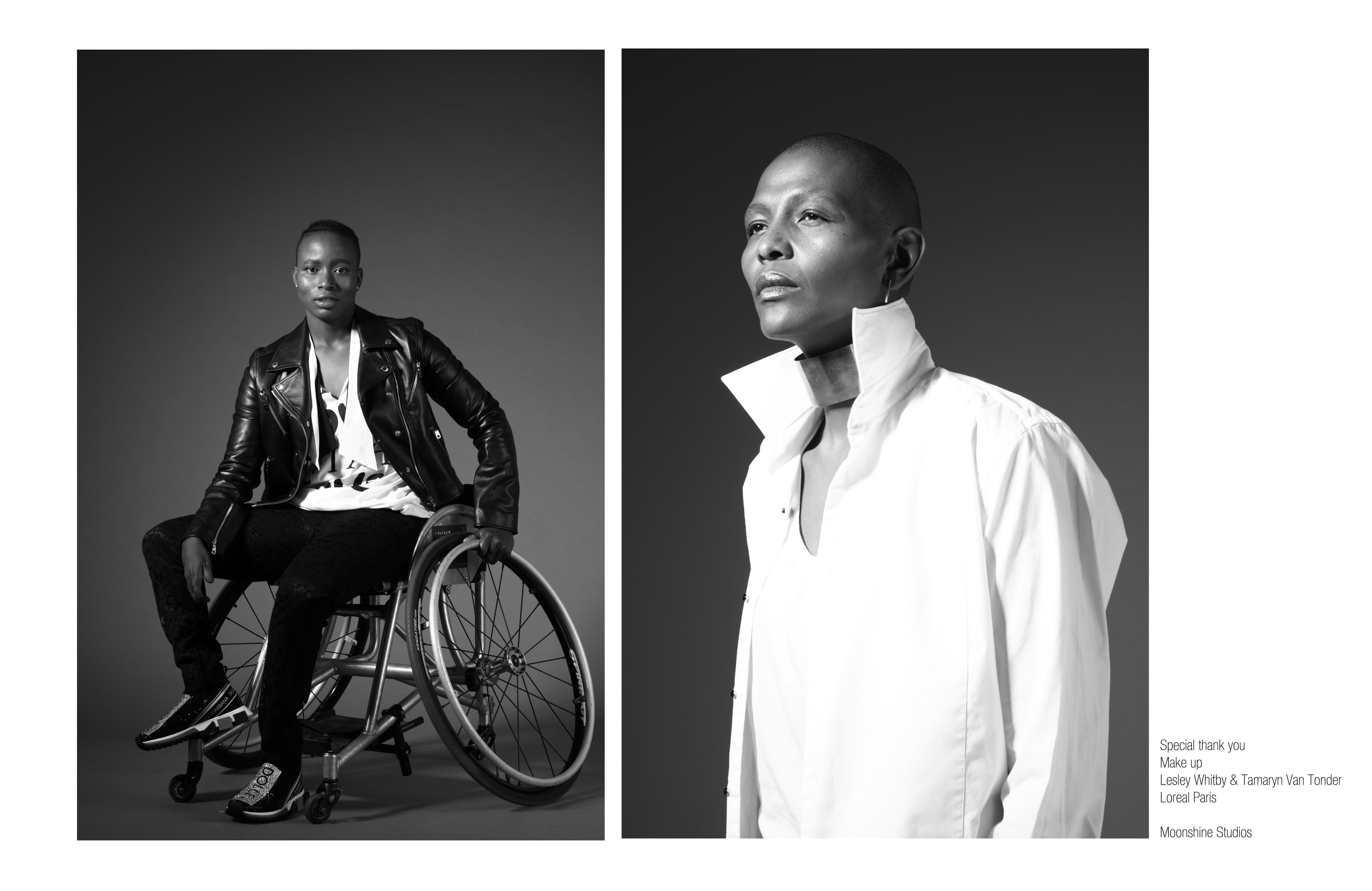 Kgothatso Montjane & Thokozani Ndaba