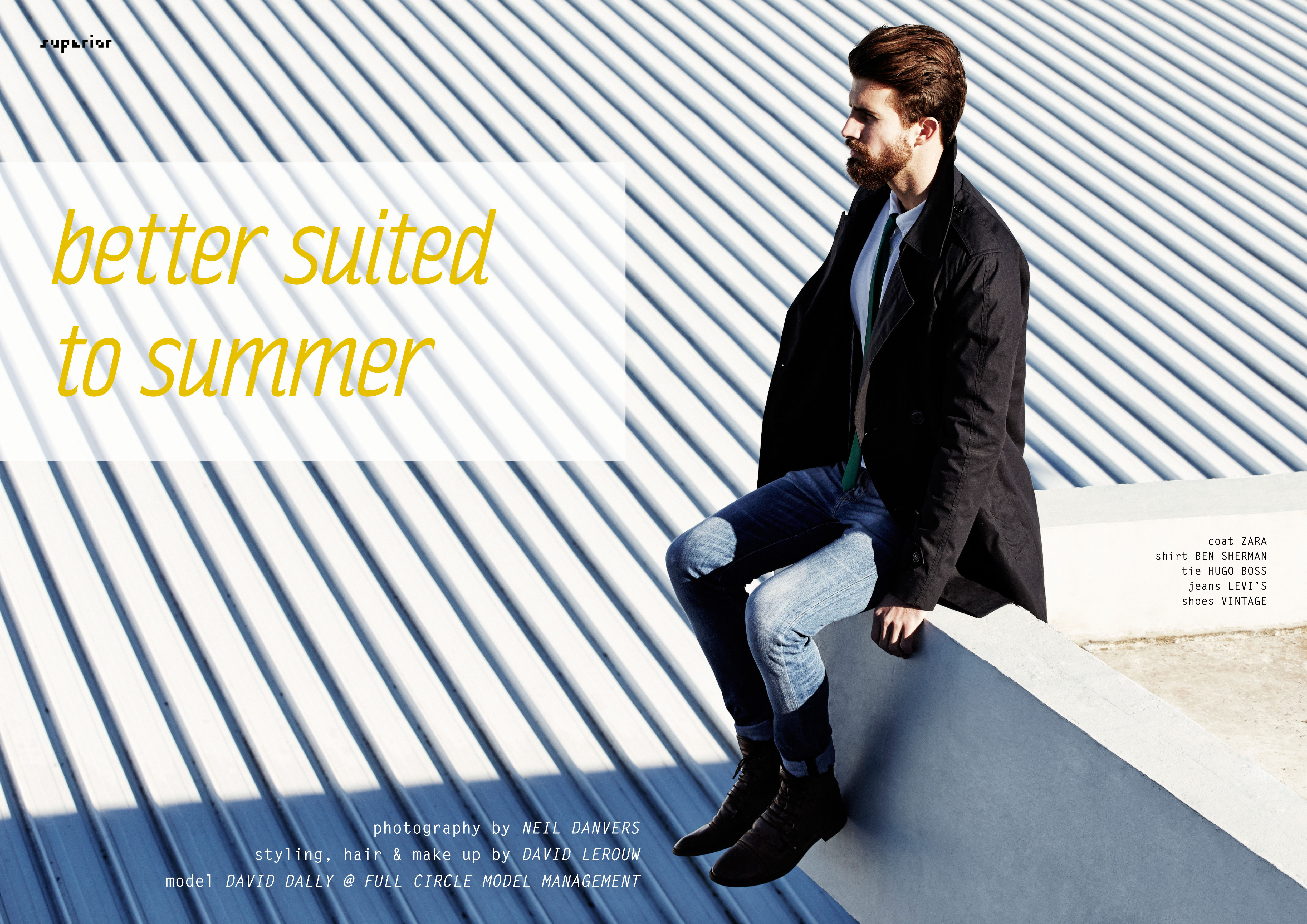 better suited to Summer - Superior