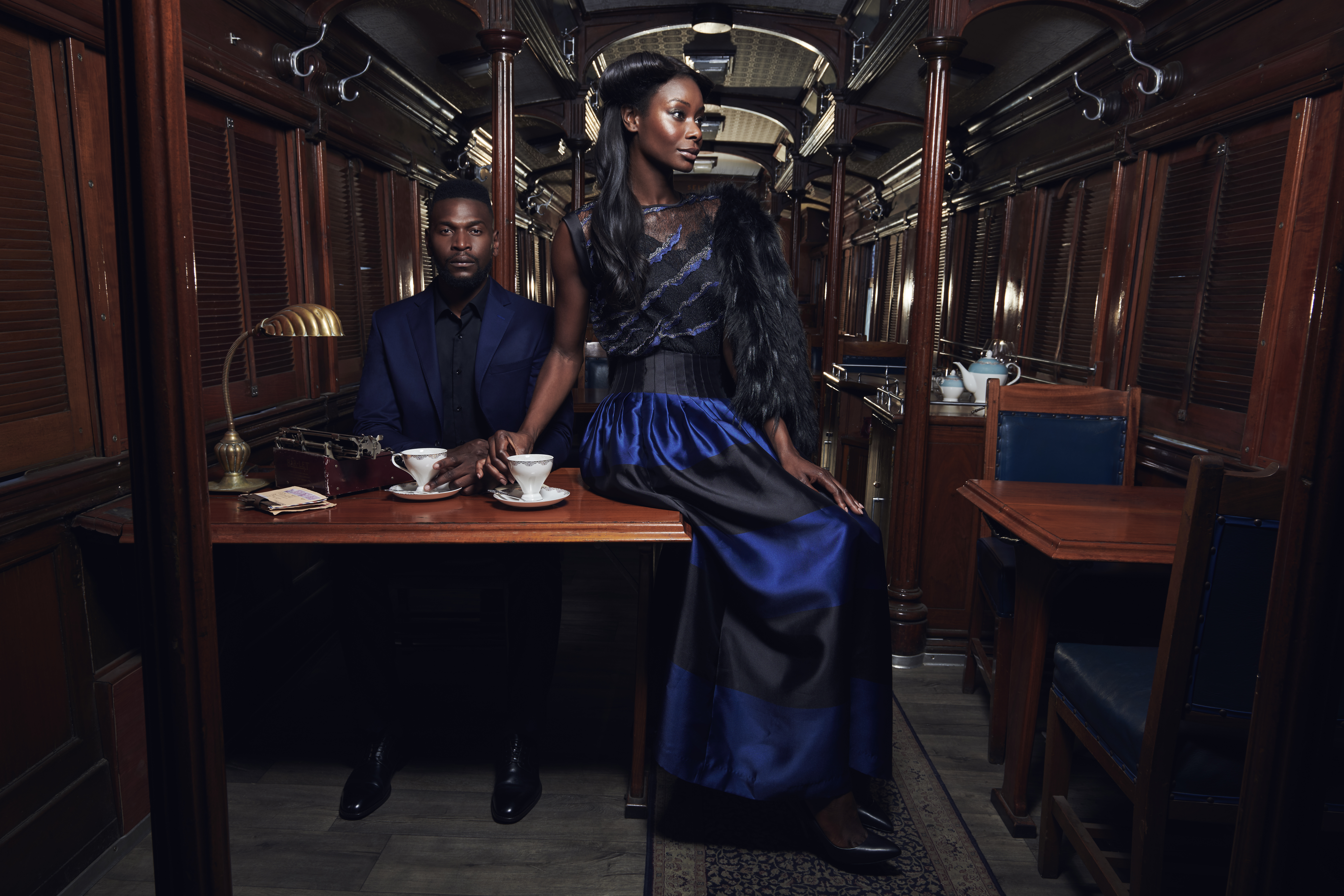 Fabiani AW18 Train Shoot Day 24692