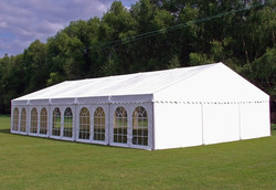 Tente reception 10x20 m