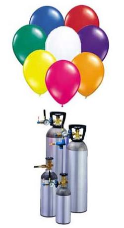 ballons de bauderuche helium