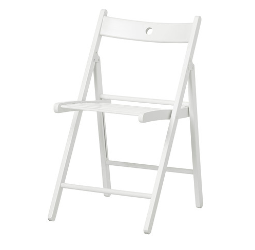 Location chaises blanches