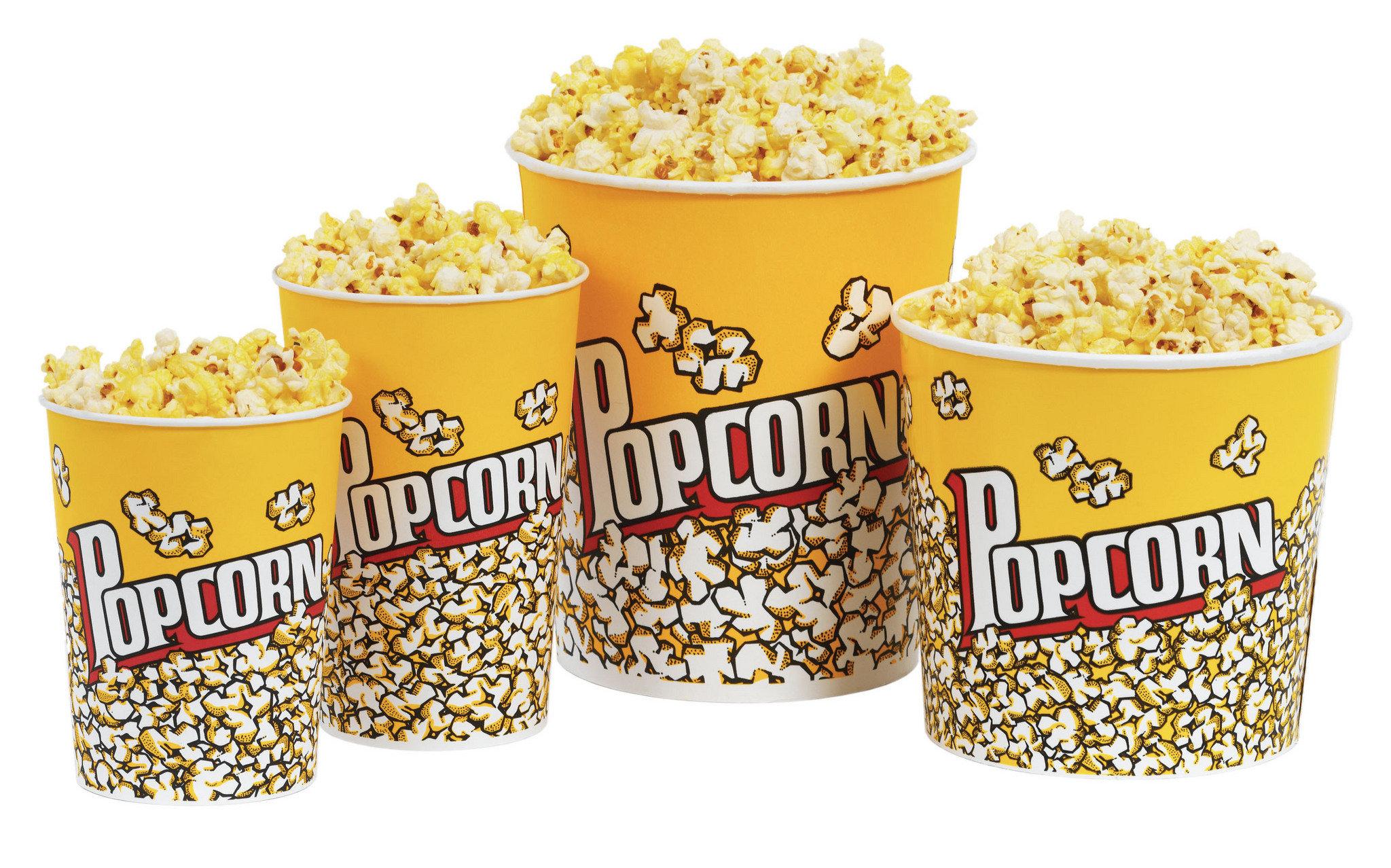 Pôts pour popcorn