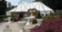 Tente Reception mariage