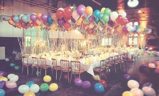 décoration ballons