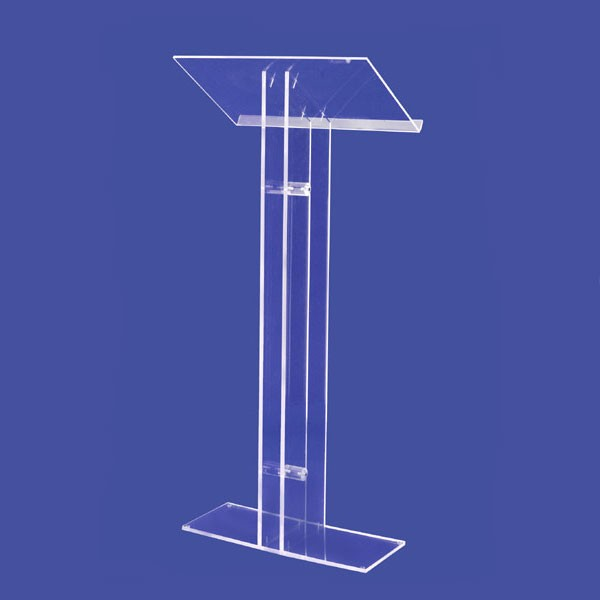 Location pupitre plexiglass