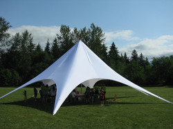 Tente Indiana 7x7m