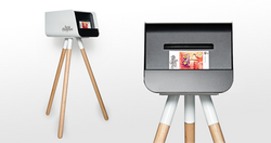 Location instagram printer