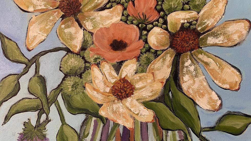Floral No. 6