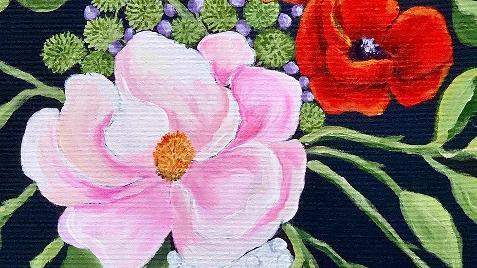 Sweet Magnolias No. 3