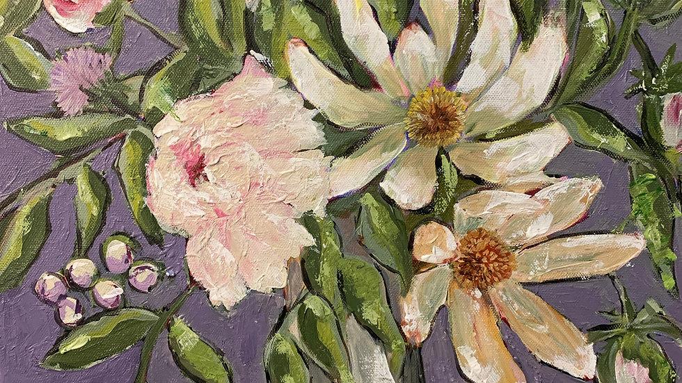 Floral No. 8