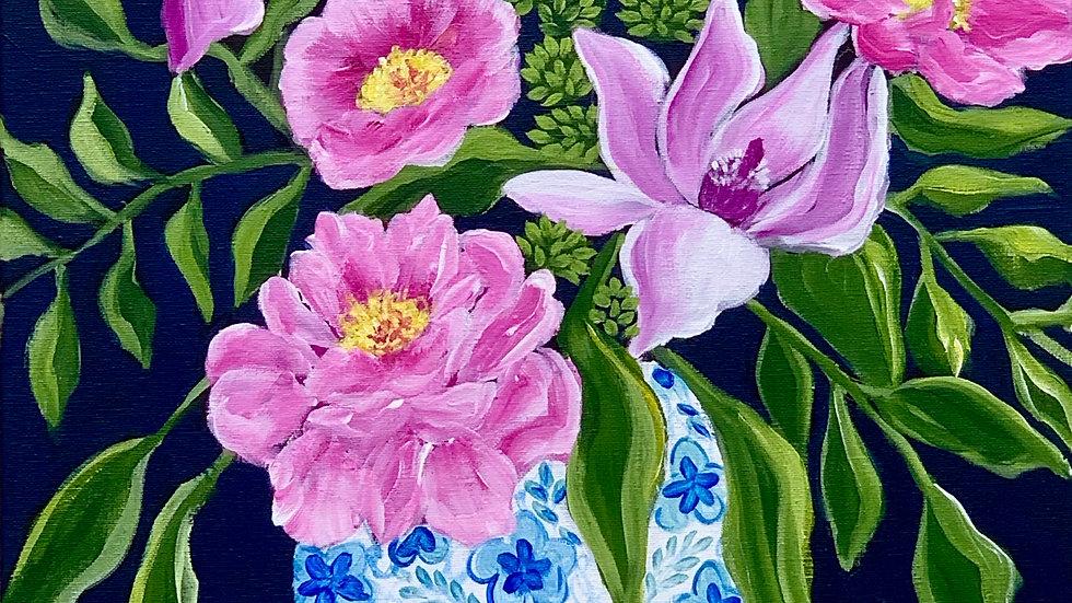 Sweet Magnolias No. 4