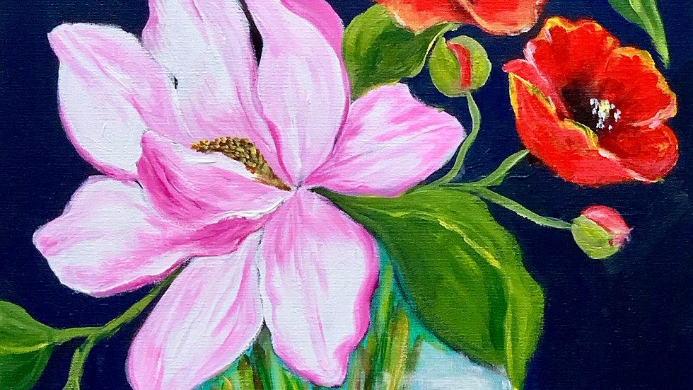 Sweet Magnolias No. 6
