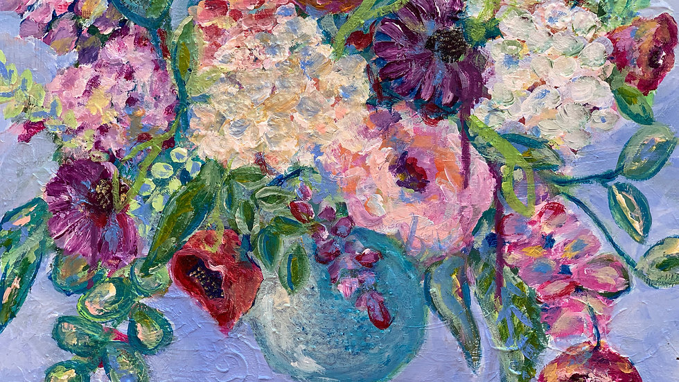Floral No. 9