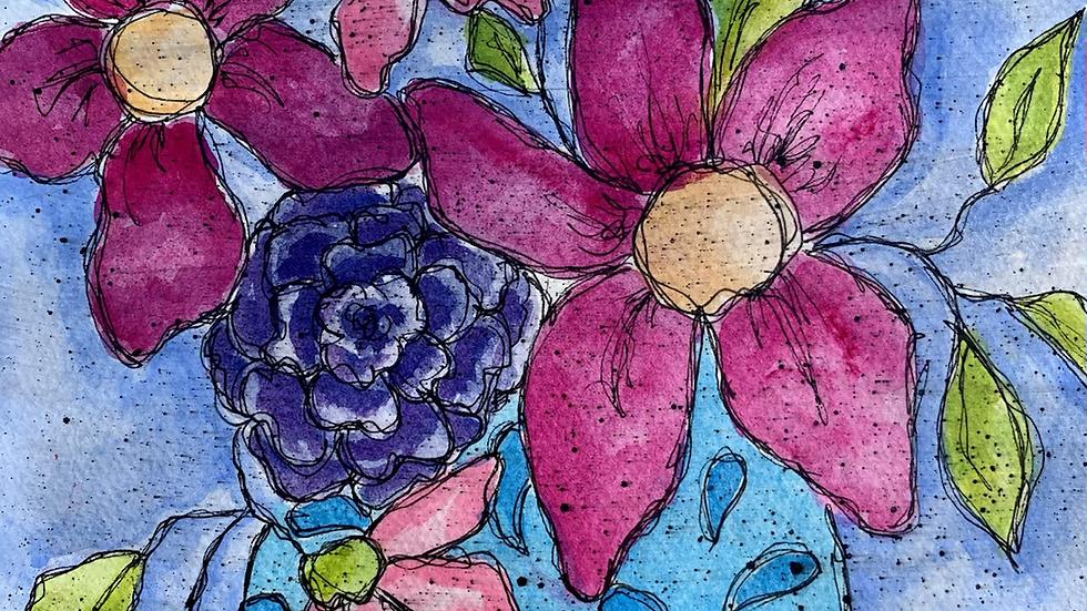 Happy Flowers #7