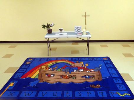 CHILD OF GOD Home Blueprint for April 19 – April 25, 2020 STORY: John 3 – New Birth