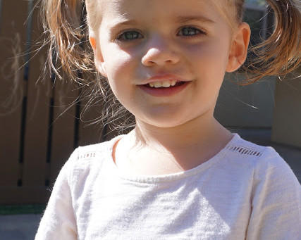 Blythe Avery, 2 Years Old