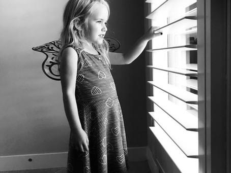 Tatum Presley, 4 Years Old
