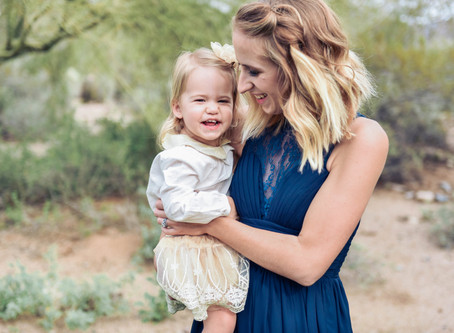 Being A Happy, Healthy, and Productive Mom