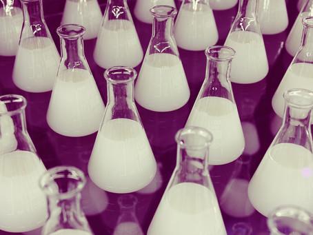 Contagem de bactérias totais no leite cru
