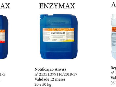 CIP enzimático