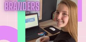 Leer Meer Student: Kayla Branders, Graad 10 😀📚