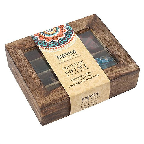 Large Karma Incense Gift set