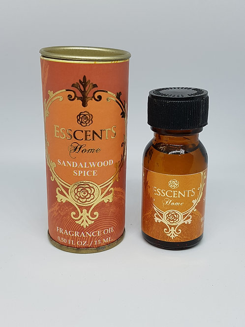 Esscents Sandalwood Spice Fragrance Oil