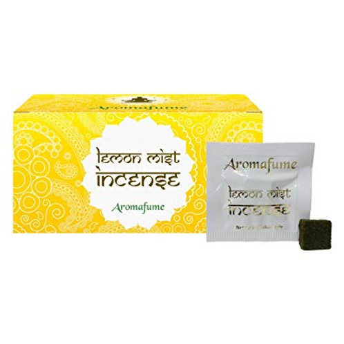 Aromafume Incense Brick-lemon Mist