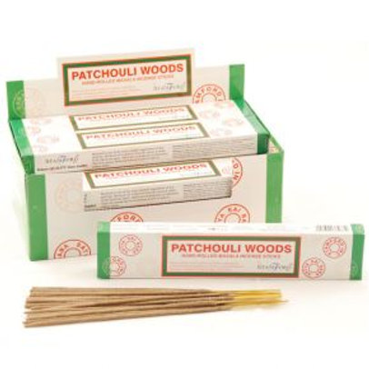 Masala Patchouli Woods