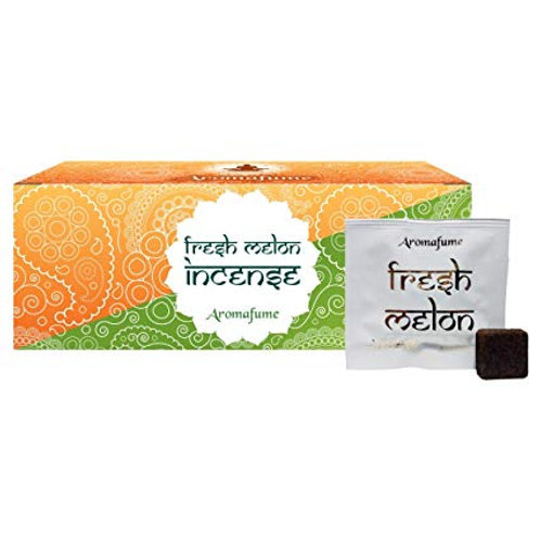 Aromafume Incense Brick-fresh Melon
