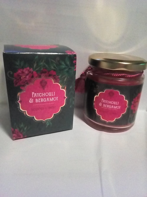 Oriental Scented Candle