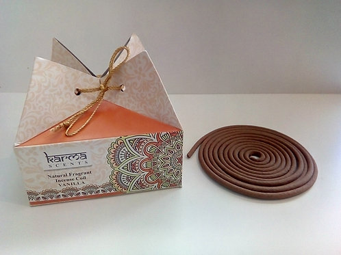 Karma Incense Coil pack Vanilla
