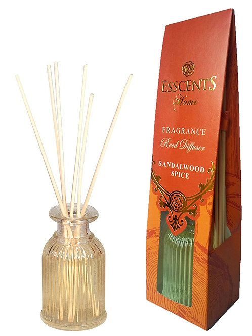 80ml Esscents Sandalwood Spice Diffuser