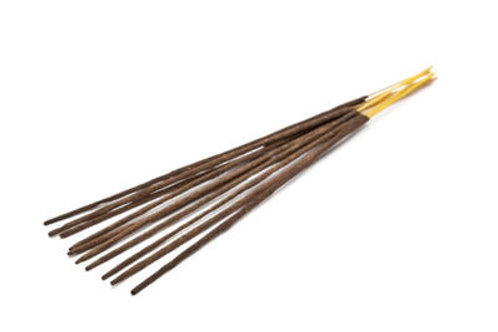 Peach - 10 Loose Incense Sticks l