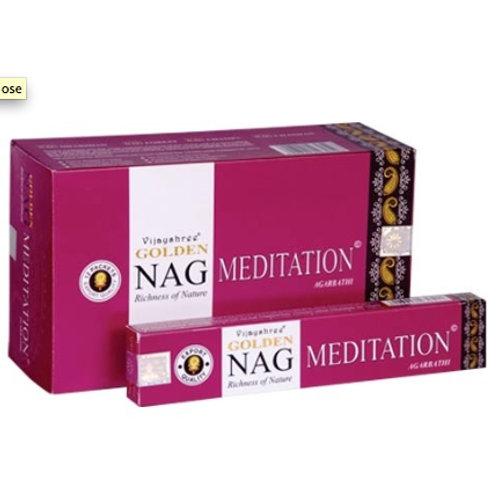 Nag Champa Golden / Meditation