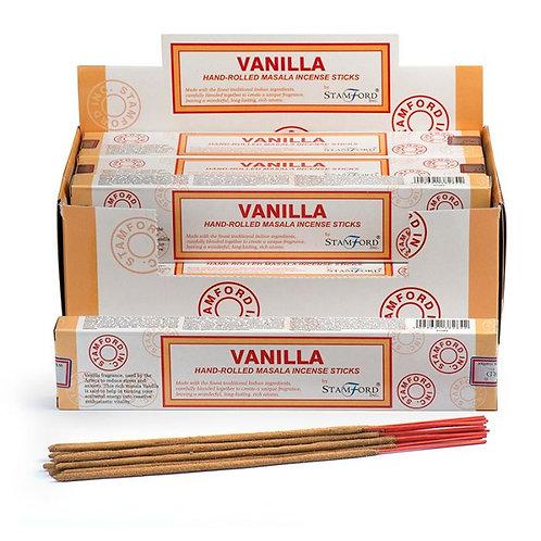 Masala Vanilla