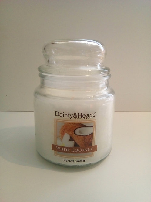 Dainty and Heaps White Coconut 425g / 15oz