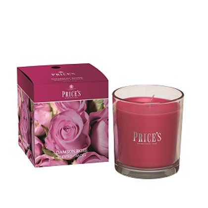 Damson Rose Boxed Jar