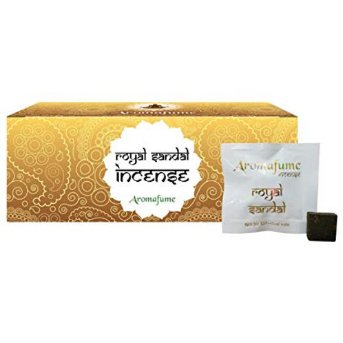 Aromafume Incense Brick-Royal Sandal