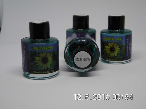 Aromatherapy Fragrance oil - Enlivening